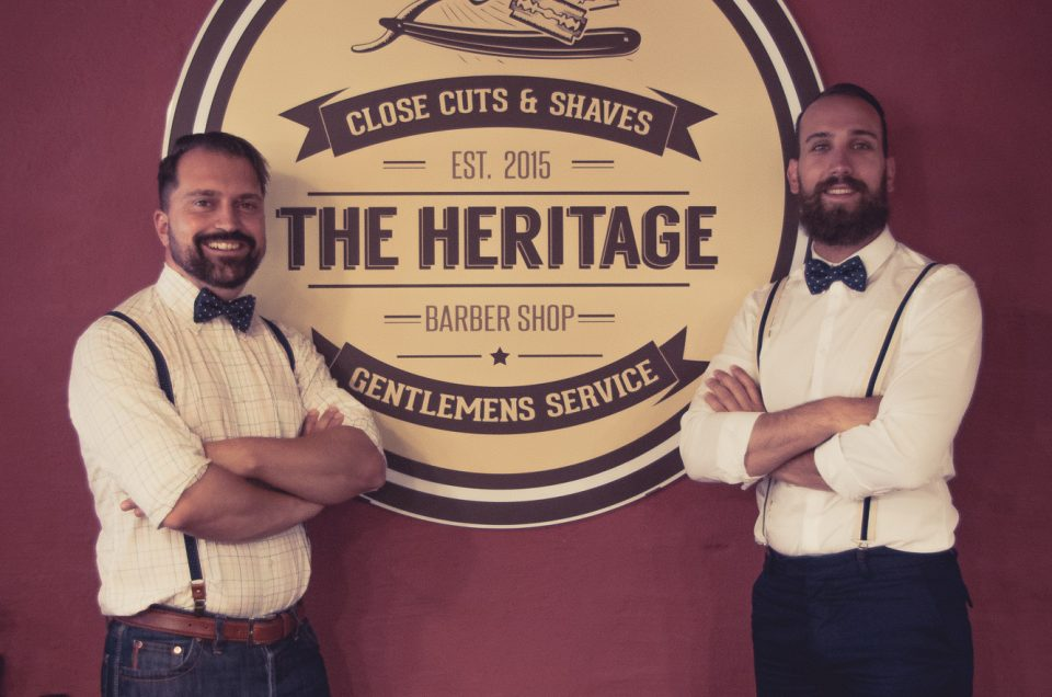 The Heritage Barbershop